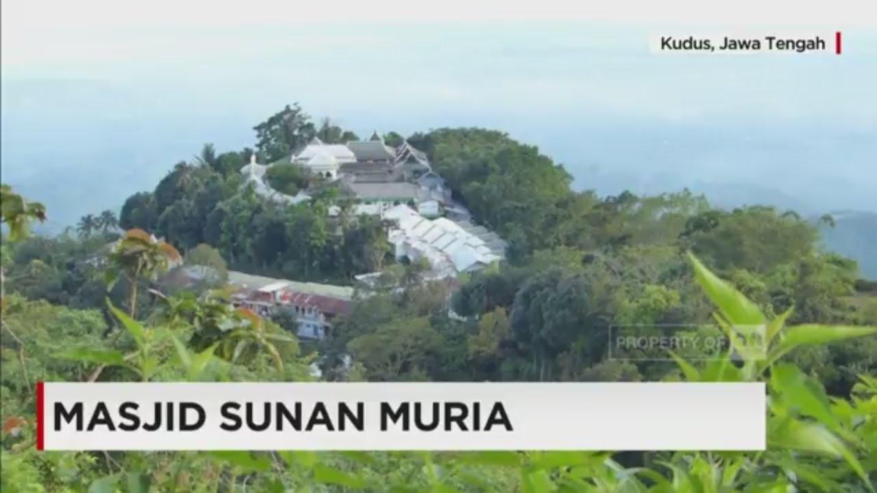 Masjid Sunan Muria Situs Sejarah Islam Di Ketinggian 1600 Meter