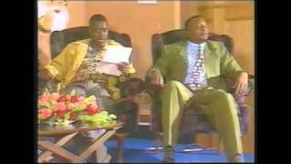 Ben Phiri and Sauzande on Frank Talk.flv