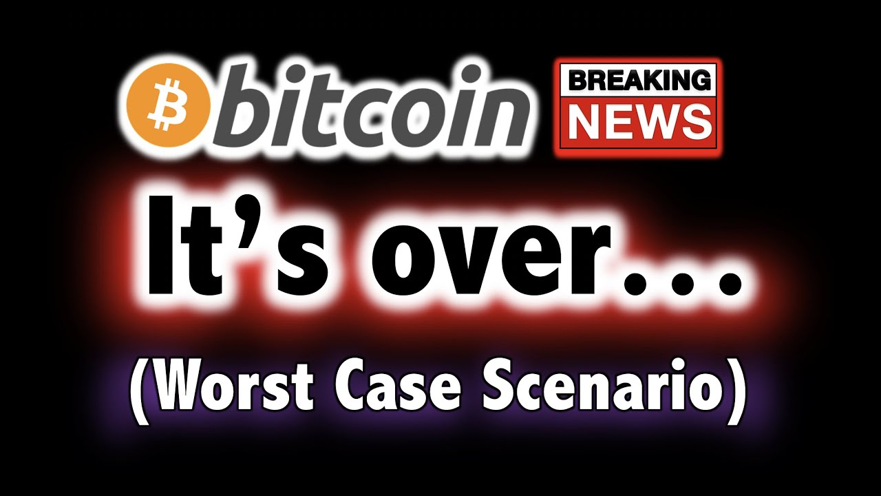 It's over.. CRASH Confirms Bitcoin WORST FEAR?!! ? Crypto Today & BTC Cryptocurrency Price