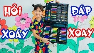 Cô Bán Hàng Hỏi Xoáy Đáp Xoay Nhận Quà   Back To School 2019   Phi Đội Chuồn Chuồn