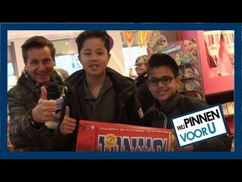 Wij Pinnen voor U - Jamin - De Parade Bergen op Zoom