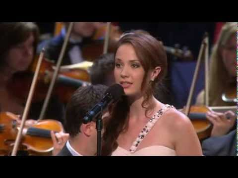 Sierra Boggess singing I Have Confidence from BBC Proms 2010
