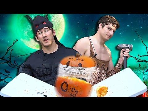 Pumpkin Smashing Challenge