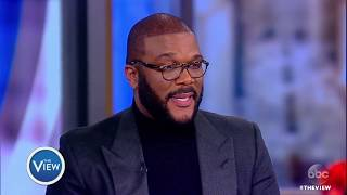 Download Tyler Perry Talks Spiritual Journey, Lessons From Mom, New Projects | The View Mp3 and Videos