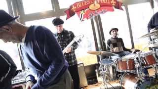 The Soulard Blues Band at the Blues City Deli - Everyday I Have the Blues