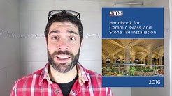 Thinset for Tile...DO's and DON'Ts with Jeff Paterson of Home Repair Tutor