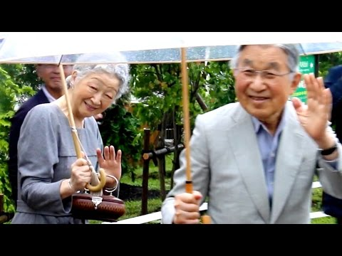 Japan | We Saw the Emperor and Empress! | Visiting Chiaki and Her Family in Tochigi