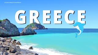 Hiliadou 4K best of, free camping heaven - Euboea island (Evia), Greece   Παραλία Χιλιαδού, Εύβοια