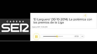El Larguero-SER.Travesía