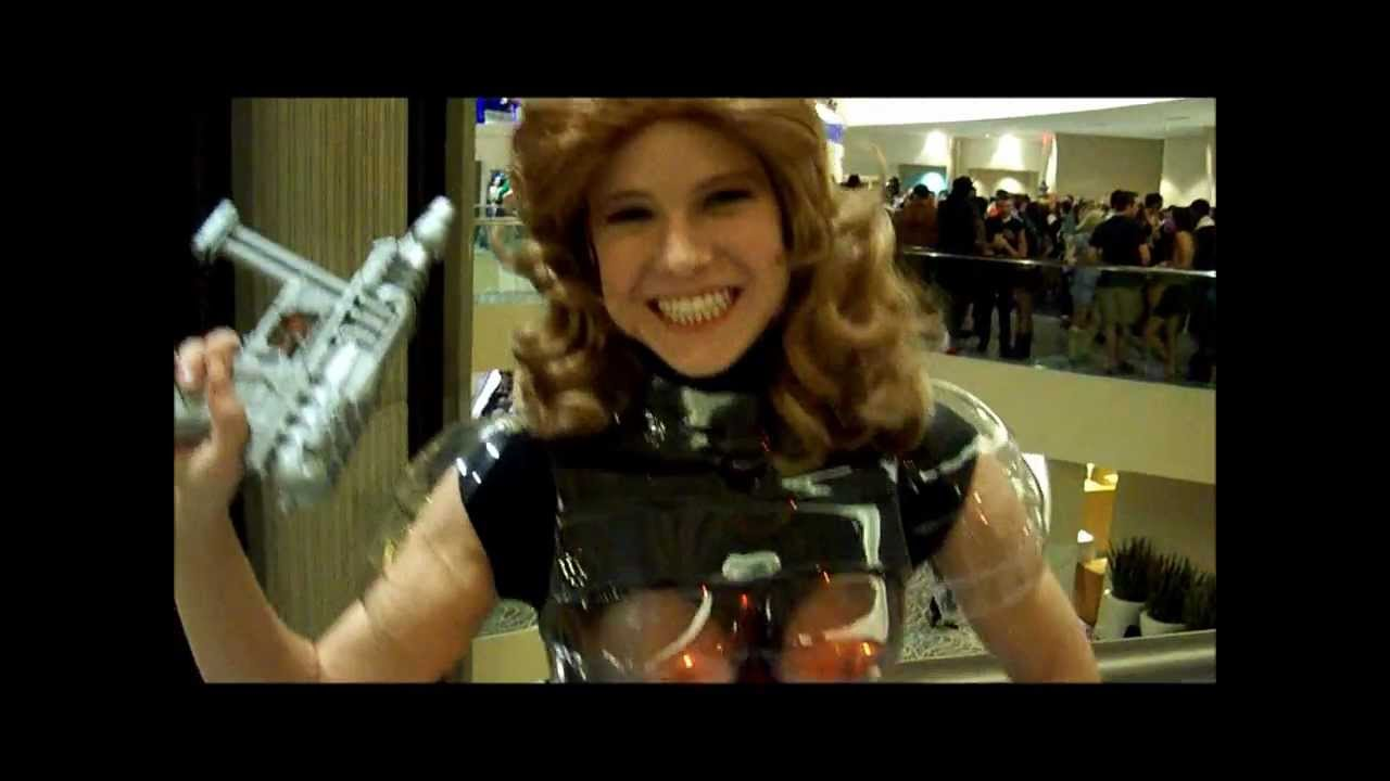 barbarella in her flight armor youtube