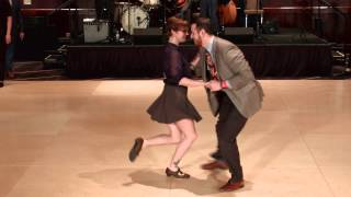 Lindyfest 2015 - Advanced/All-Star Strictly Finals