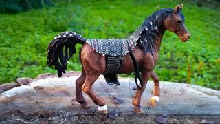 фотографии лошадей Schleich