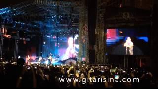 Avenged Sevenfold Live at Jakarta Indonesia 2015