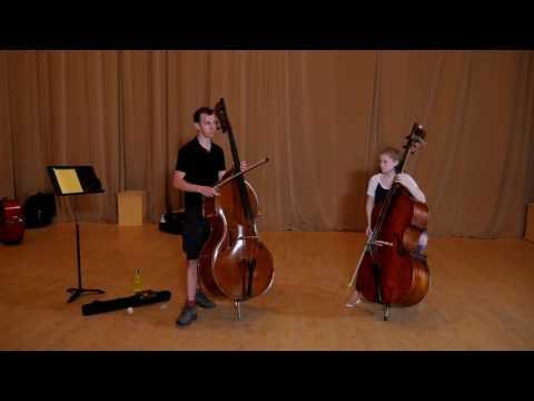 NYO-USA Bass Studio Class