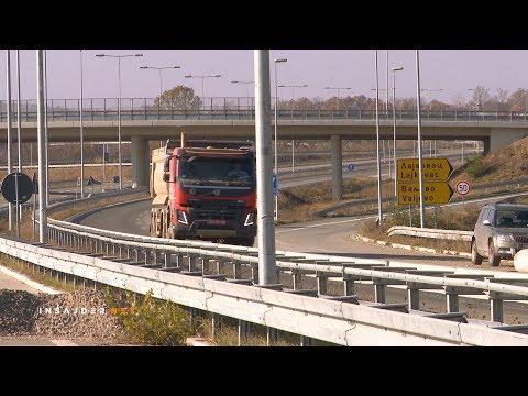 Deo već izgrađenog autoputa Ub-Lajkovac se ponovo gradi, na delu trase nova klizišta i pukotine
