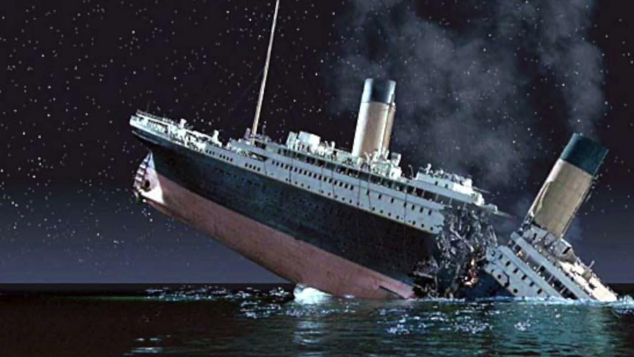 Titanic (Klasse 7, Englisch)