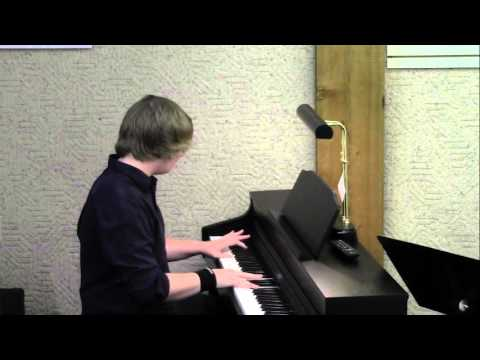 David H - Wichita Music Academy December 2015 Student Showcase