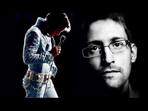 Edward Snowden revela lo que realmente le sucedió a Elvis Presley