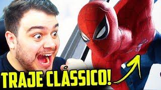NÃO ACREDITO QUE ISSO APARECEU NO NOVO TRAILER DO SPIDER-MAN PS4!