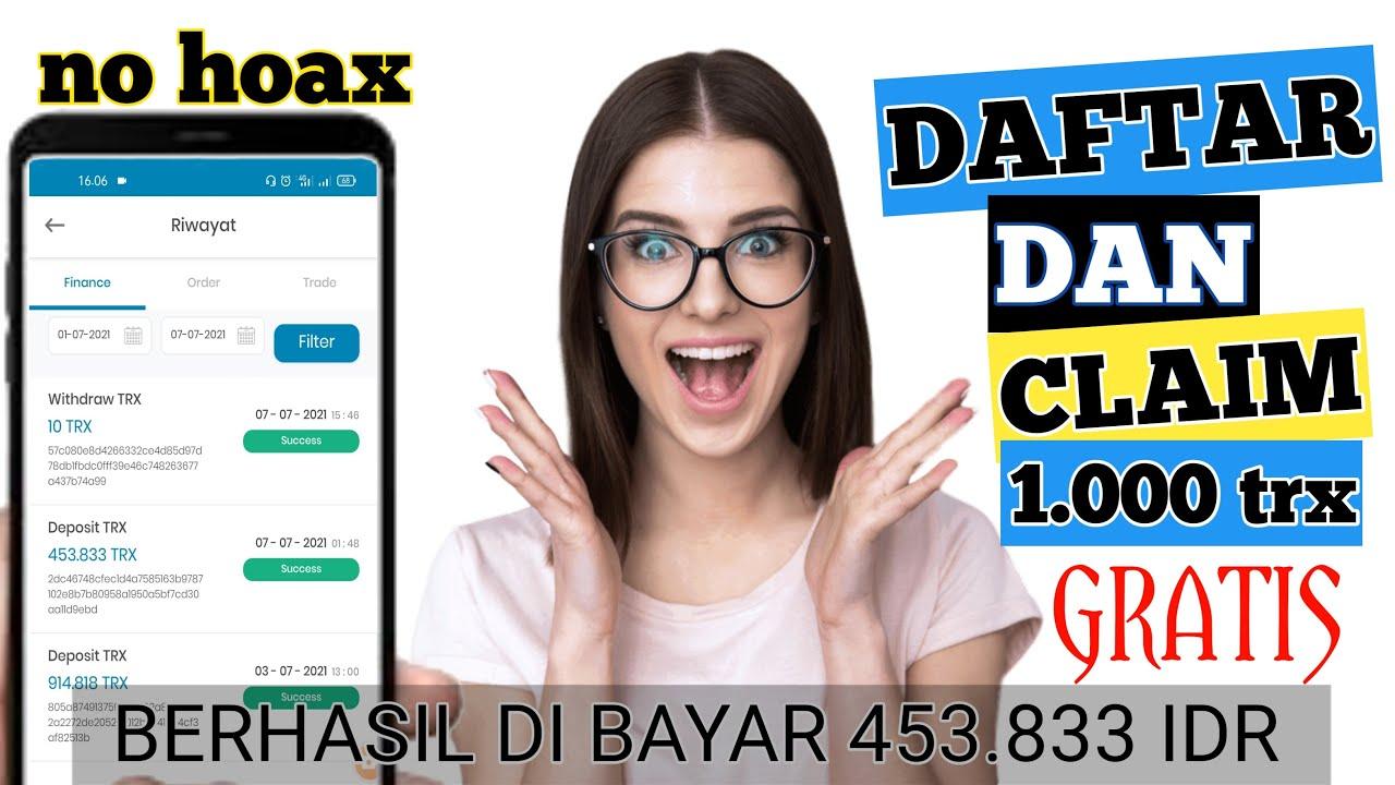 BERHASIL DI BAYAR MAIN HP DAPAT 453.833 IDR ! aplikasi ...