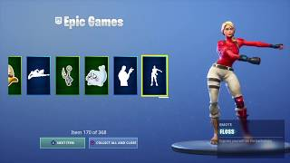 FORTNITE FINALLY MERGED M¥ STACKED ACCOUNT!!!!