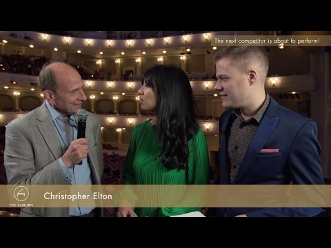 #Cliburn2017 - Interview with Christopher Elton