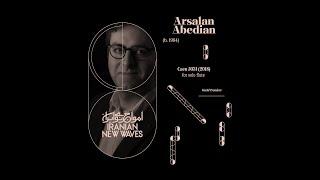 Arsalan Abedian — Caen 1305 I [solo flute]