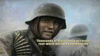Hearts of Iron 3 trailer PC