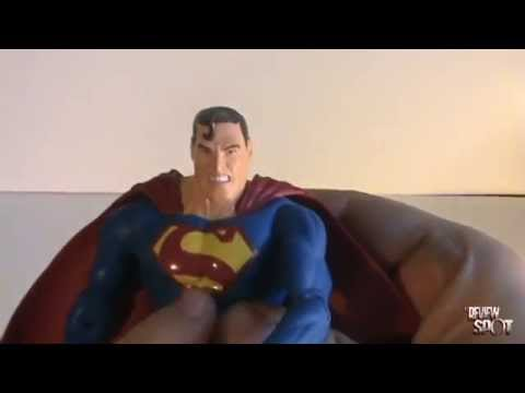 Toy Spot - Infinite Crisis Superman figure
