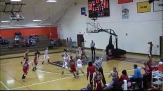 Olivet College Comets Buzzer Beater