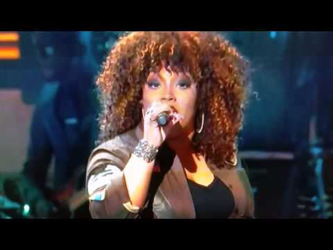 Celebration of Gospel 2016 - Heavenly Joy Jerkins