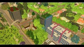 Cities: Skylines Czas na zielone miasto #odc 2