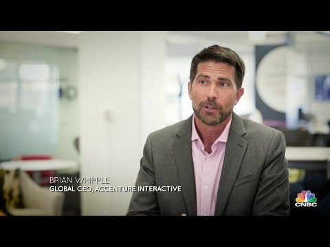 CNBC's Marketing Media Money: Accenture Interactive