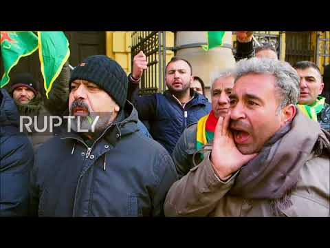 Czech Republic: Kurdish leader Salih Muslim released despite Turkish extradition demand