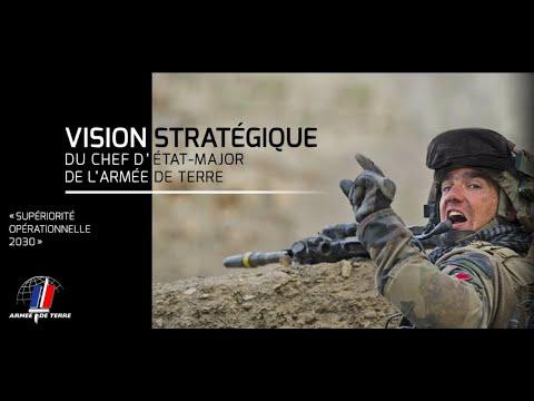 Supériorité opérationnelle 2030 : Vision stratégique du chef d'état-major de l'armée de Terre