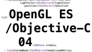 OpenGL ES/ Objective-C Game Tutorial part 4: Projection matrix