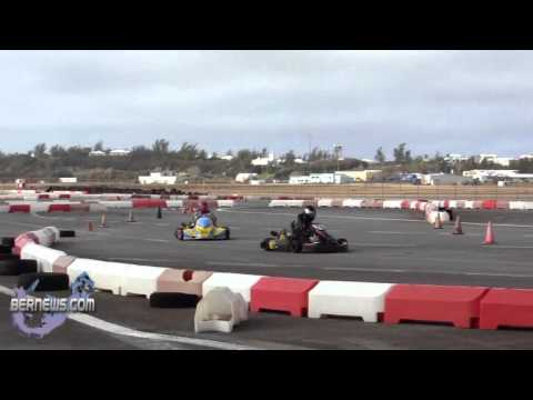 #2 Bermuda Karting Club Racing Feb 6th 2011