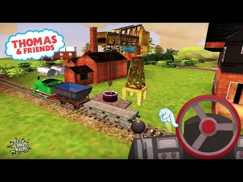 Thomas & Friends: Express Delivery   Transport party guests to the castle! By Budge Studios