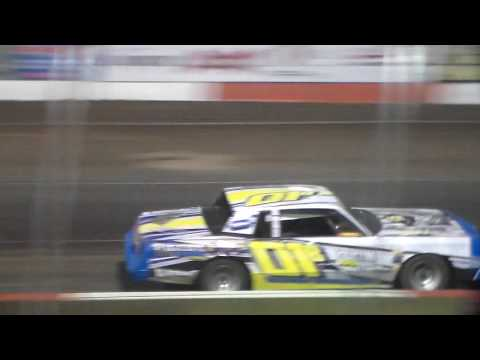 Hobby Stock Amain @ Beatrice Speedway 03/10/17