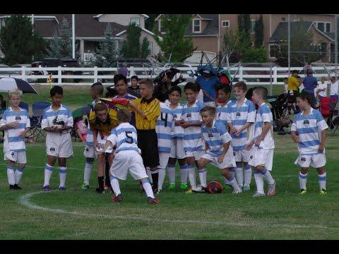 Park City Cup 2016-Wasatch SD vs Forza West CA-U11 boys tournament soccer