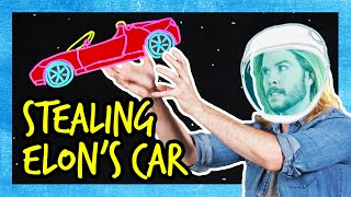 How to STEAL Elon Musk's Space Car