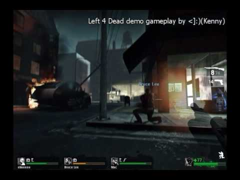 News - Left 4 Dead 2 Demo Open Access