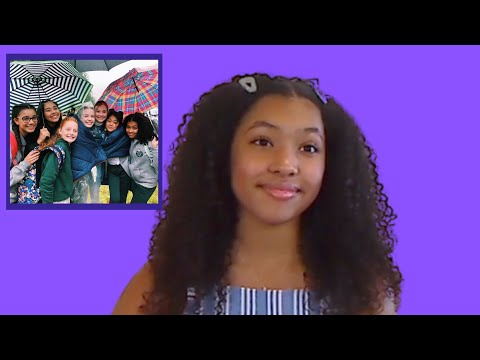 Baby-Sitters Club Star Anais Lee Spills Camp Set Stories!