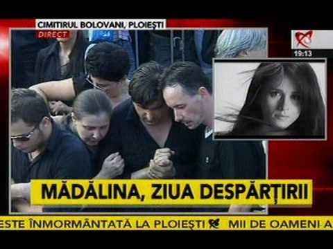 Madalina Manole, Ziua despartirii