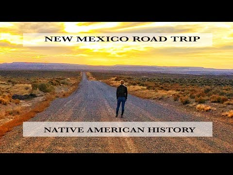 New Mexico Road Trip: Native American History