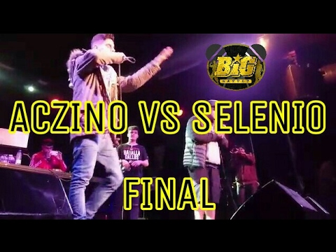 ACZINO vs SELENIO - Final de Regional Sevilla 2017 | Big Battle (Oficial)