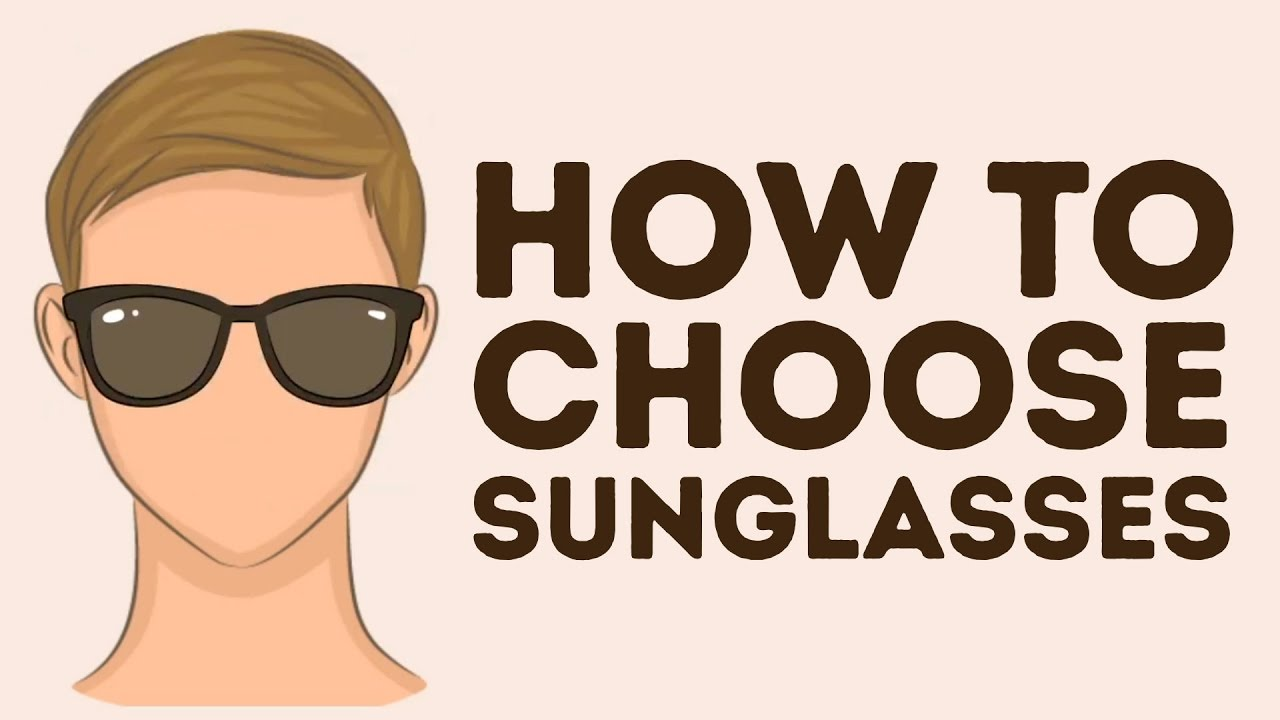 How to Choose the Best Sunglasses for Your Face Shape l 5-MINUTE CRAFTS