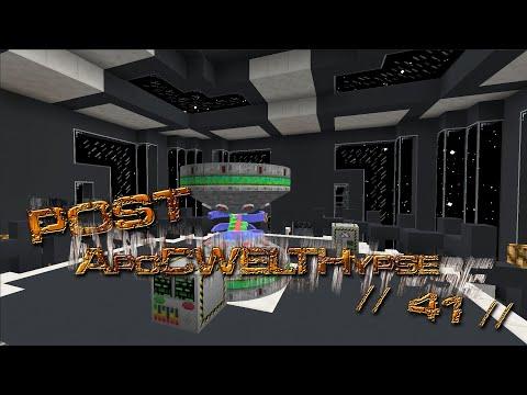 Minecraft выживание - POST ApoCWELTHypse - Через звезды! - #41