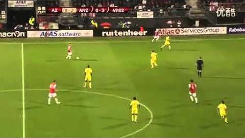 Anzhi Makhachkala 5v0 AZ Alkmaar-- Goals Full highlights /8/30/2012