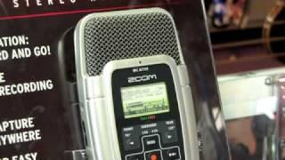 Zoom Handy Recorders - George